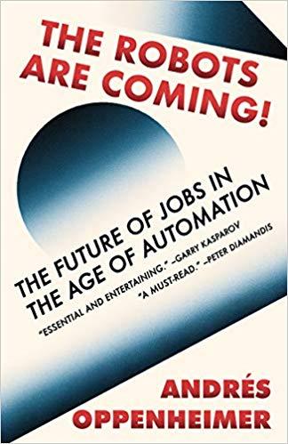 The Robots Are Coming - Dan Jones