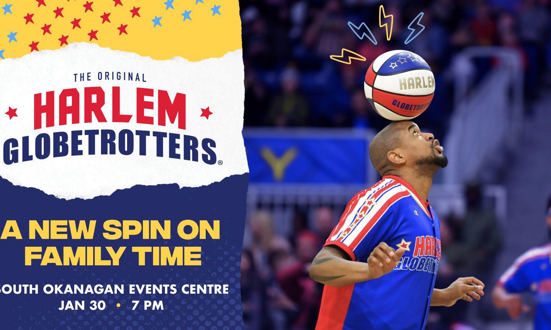Harlem Globetrotters - Pushing the Limits - Dan Jones