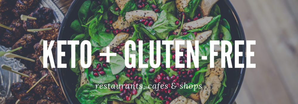 Keto + Gluten Free Eats - Dan Jones